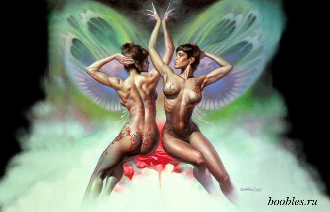 гороскоп любовный для близнецов