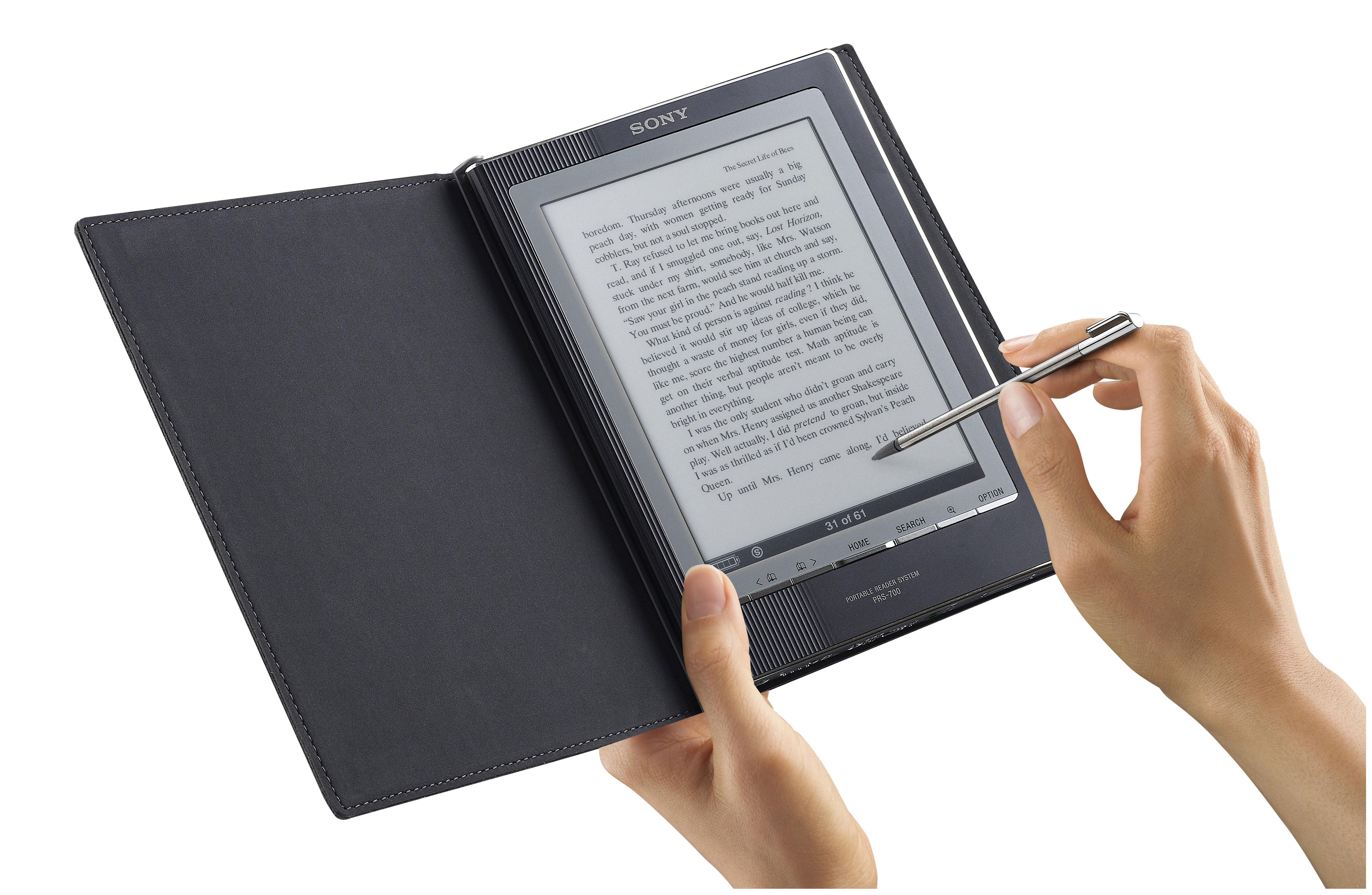 книга электронная фото
