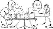 пиво разливное фото