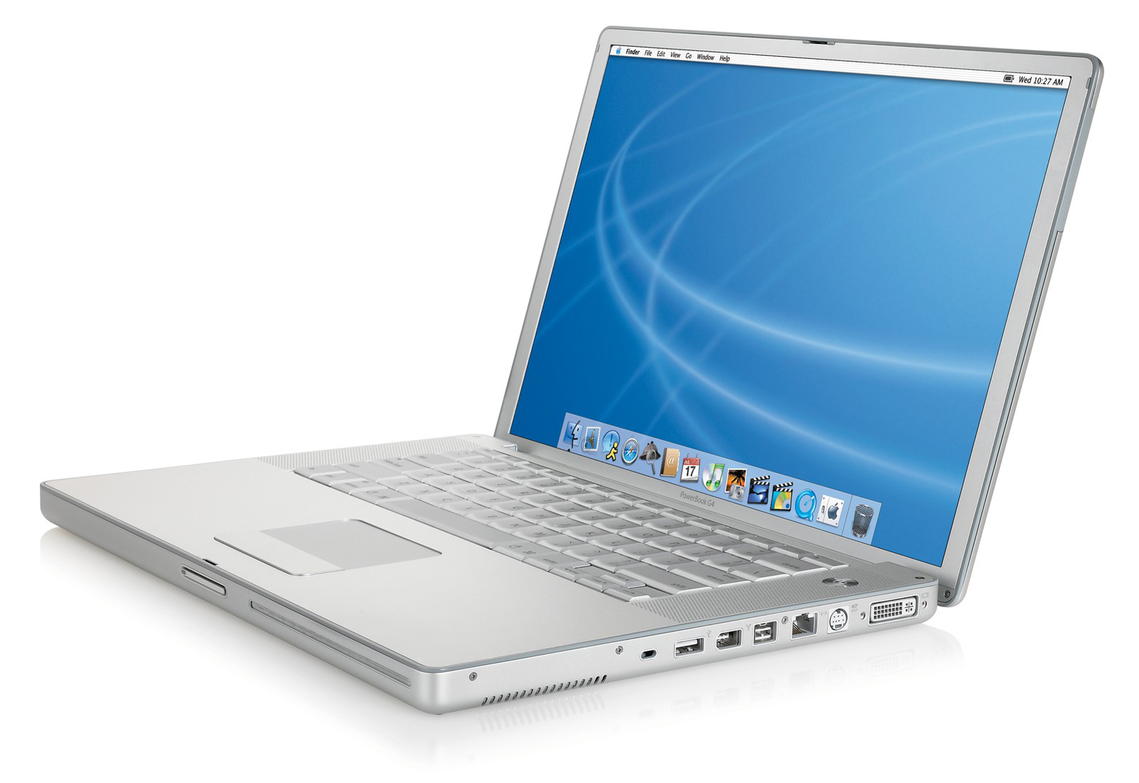 Apple PowerBook G4 фото