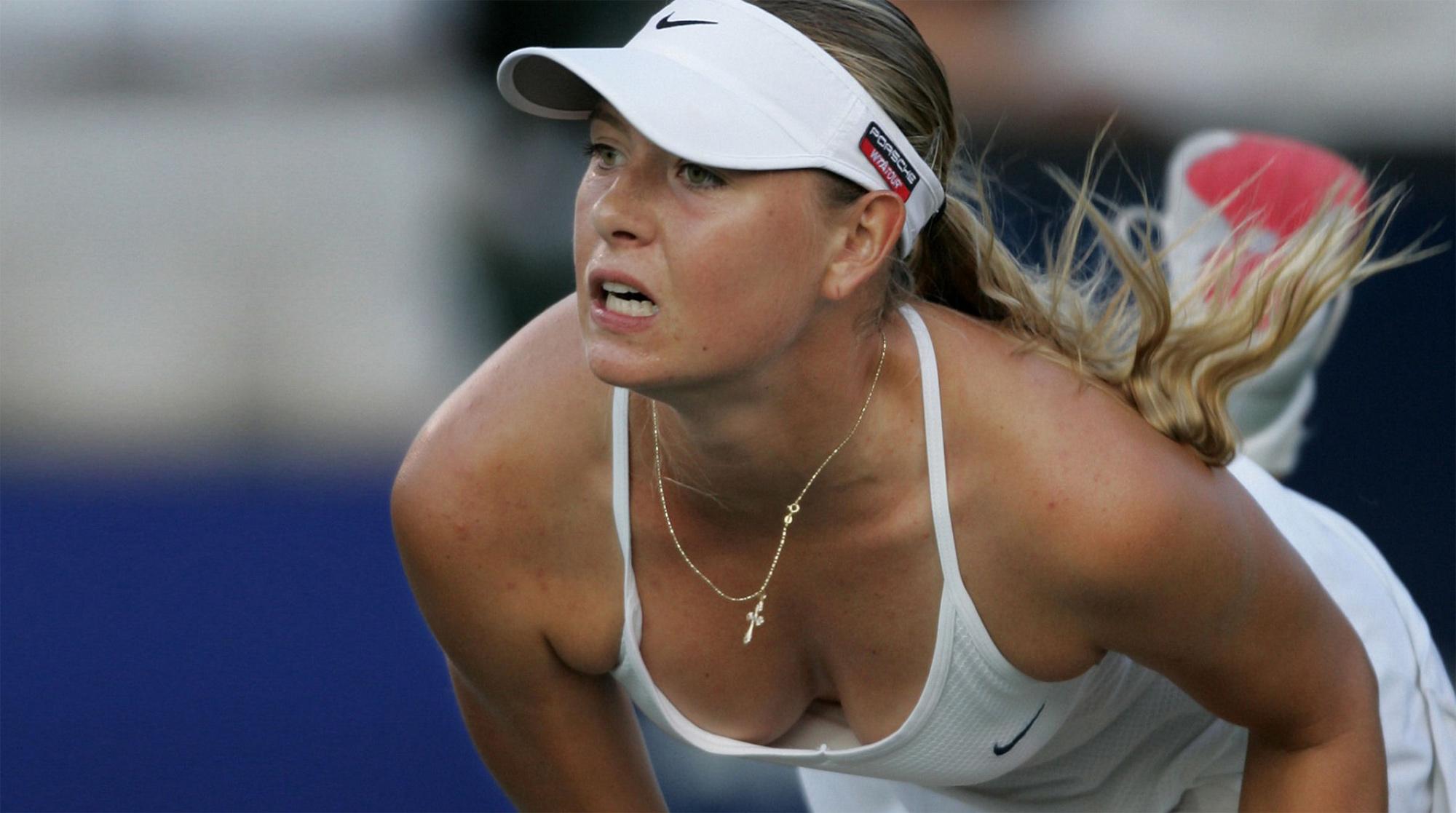 Самые сексуальные теннисистки голые курникова 6