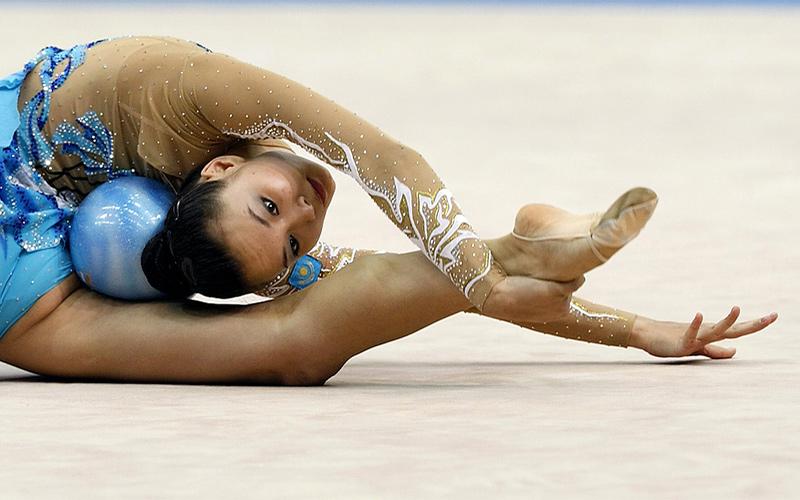 гимнастка из японии фото
