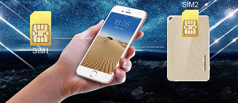 устройство для использования 2 Sim-карт в iPhone