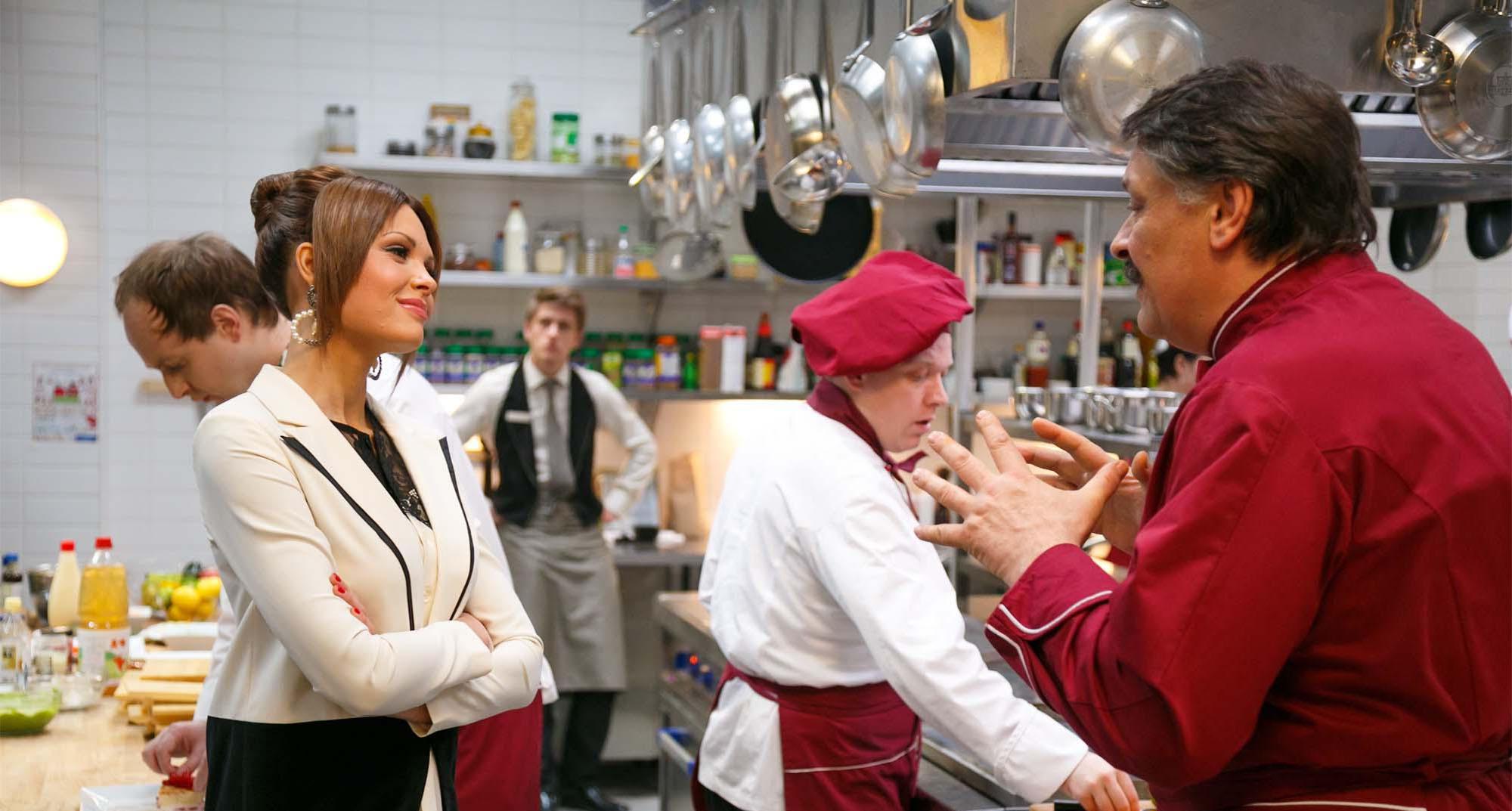 мария горбань кухня фото