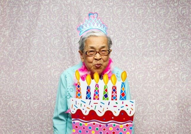 что подарить бабушке на праздник фото