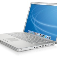 Ноутбук Apple PowerBook G4 Titanium (краткий обзор)