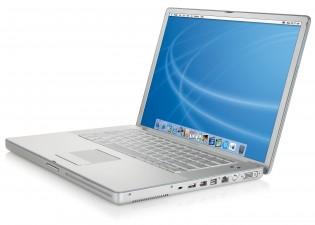Ноутбук Apple PowerBook G4 Titanium (краткий обзор)