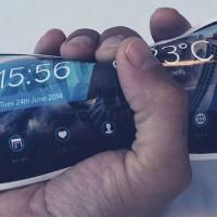 Компания Interim изготовила первый гибкий смартфон с графеновым OLED-экраном
