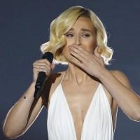Полина Гагарина заняла второе место на Евровидении